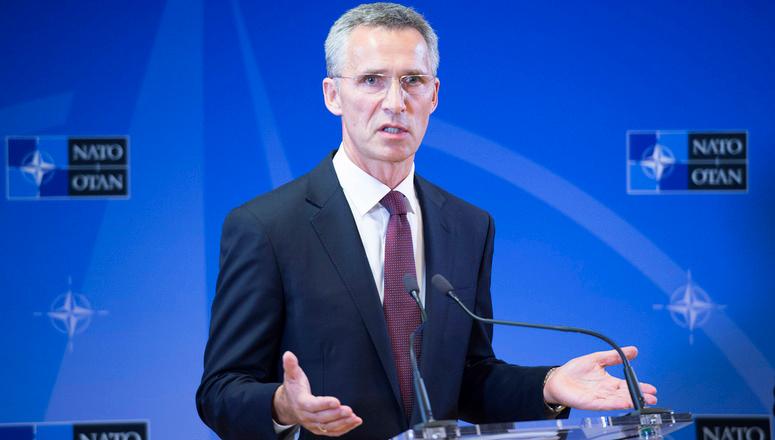Sekretarz generalny NATO Jens Stoltenberg, źródło: https://www.nato.int