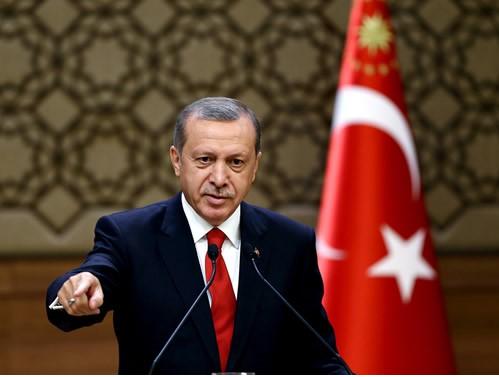 Prezydent Turcji Recep Tayyip Erdogan, źródło: tccb.gov.tr
