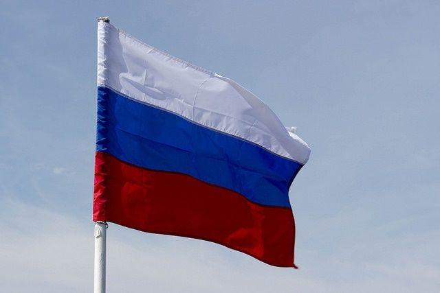 Flaga Rosji, źródło: Derek Law via Flickr.com