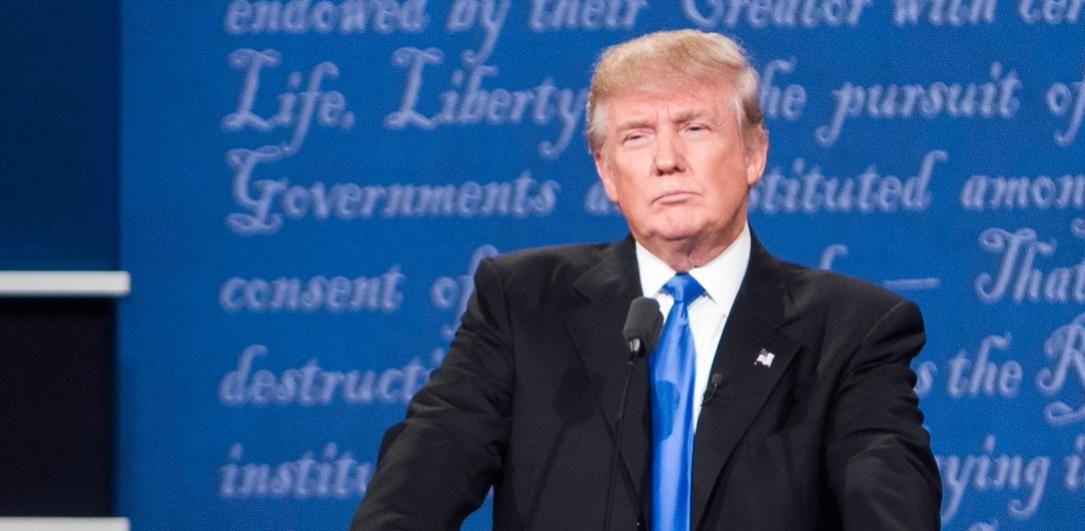 Donald Trump odcina się od trzech grup republikańskich