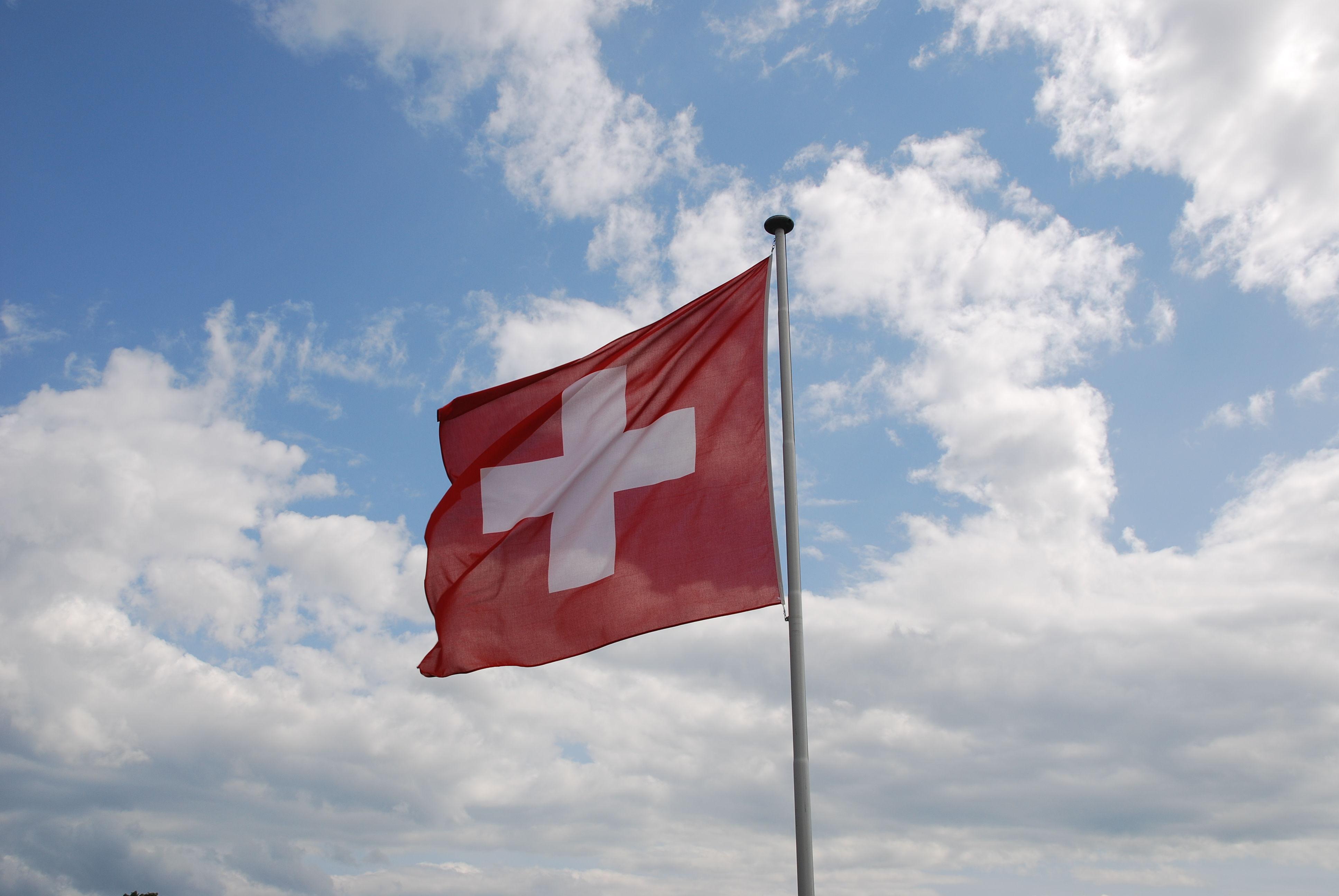 Flaga Szwajcarii