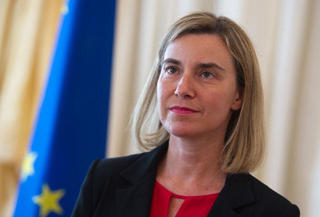 Federica Mogherini // Źródło: European External Action Service - Europa.eu