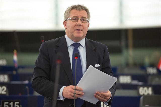 Ryszard Czarnecki, wiceprzewodniczący PE// Źródło: Flickr