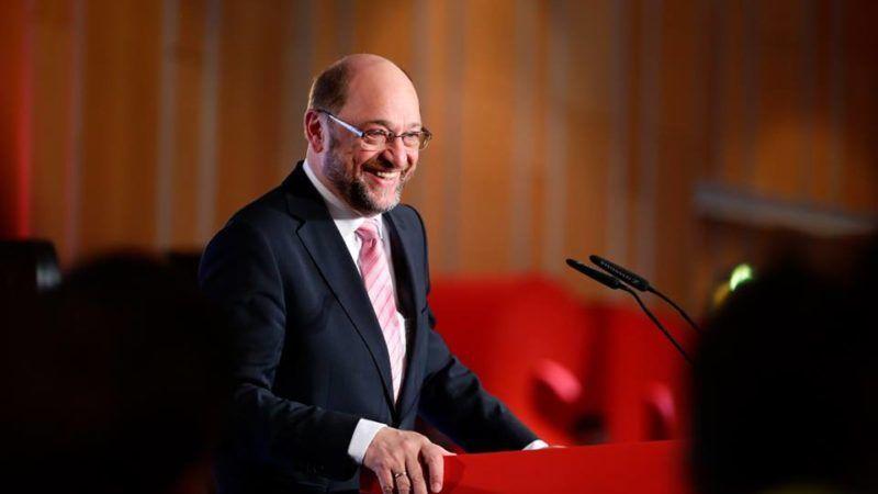 Martin Schulz// Źródło: Facebook/Martin Schulz