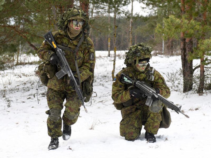Niemcy za NATO
