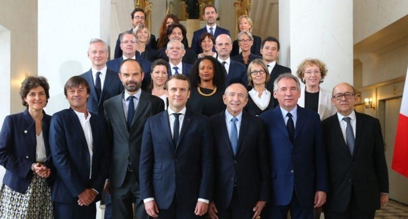 Nowy rząd Francji