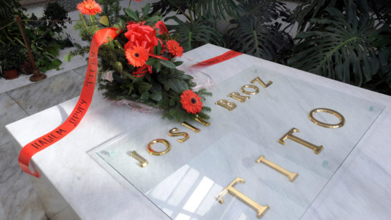 Grób marszałka Josipa Broz Tito. [bibbisphoto/Shutterstock]