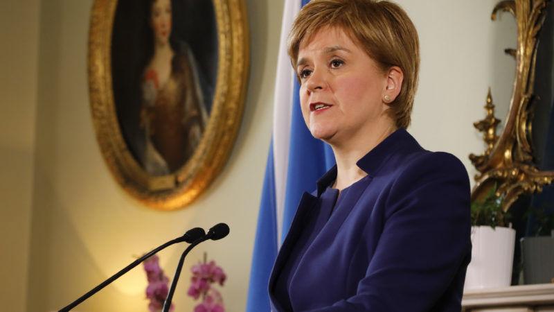 niepodległość Szkocji