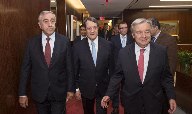 Zjednoczenie Cypru