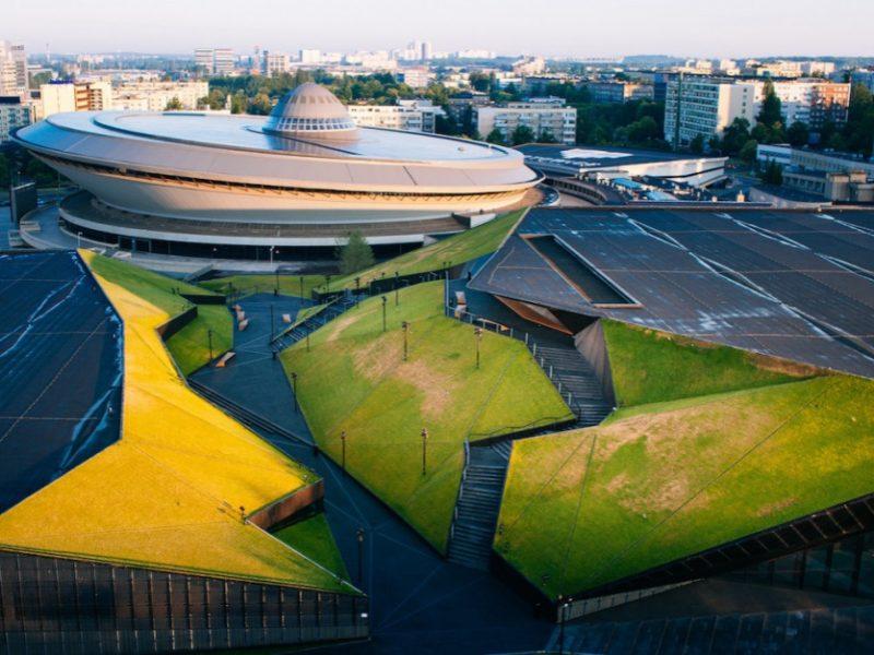 Katowice, Strefa Kultury