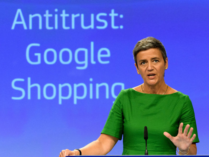 Kara dla Google