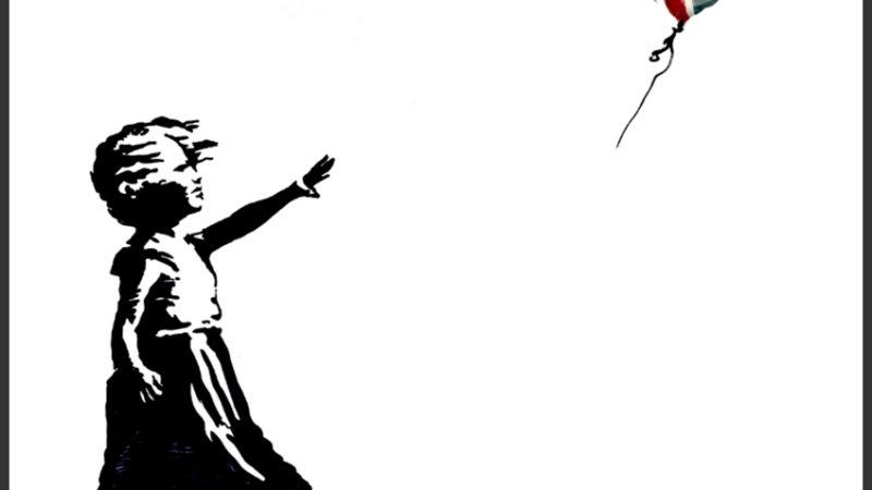 Banksy: grafika przeciw Torysom