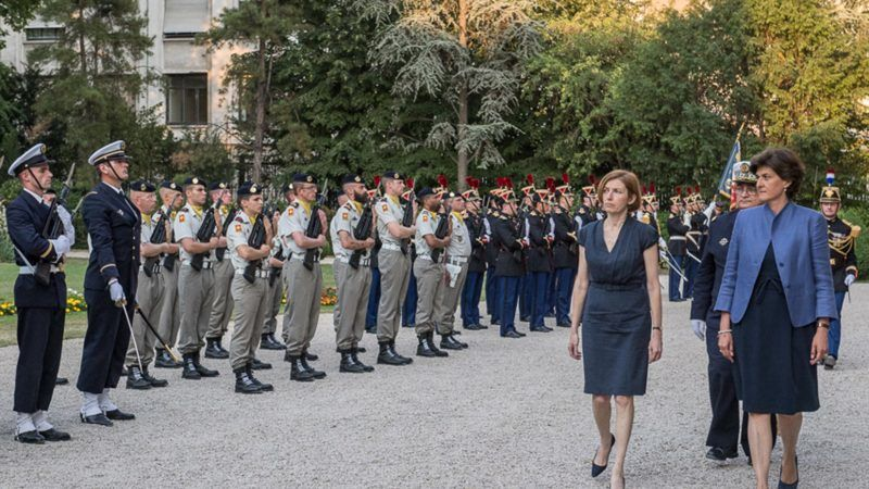 francuski rząd