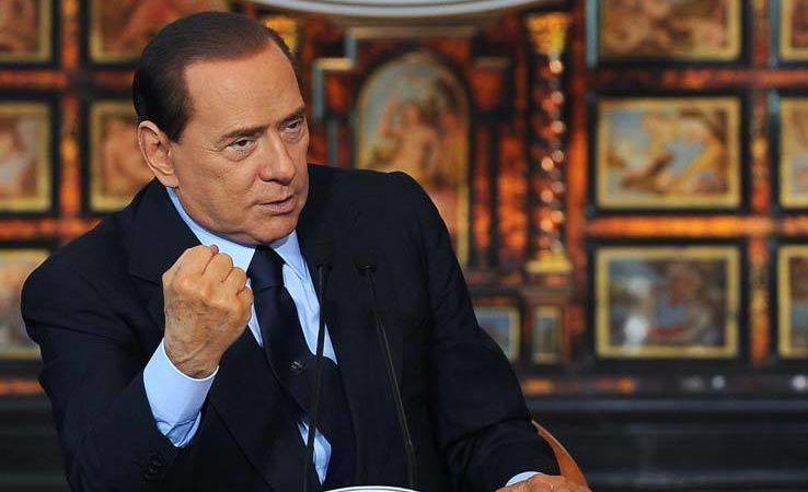 Silvio Berlusconi, źródło: Facebook/Forza Italia