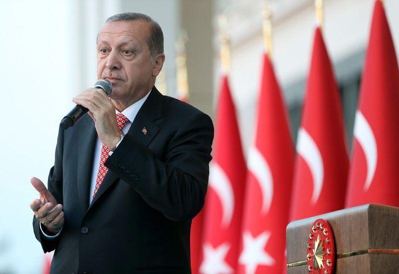 Recep Tayyip Erdoğan , prezydent Turcji// Źródło: Kancelaria Prezydenta Turcji