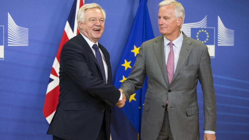 początek negocjacji Brexitu