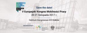 Europejski Kongres Mobilności Pracy w ICE Kraków