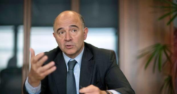 Komisarz ds. ekonomicznych Pierre Moscovici