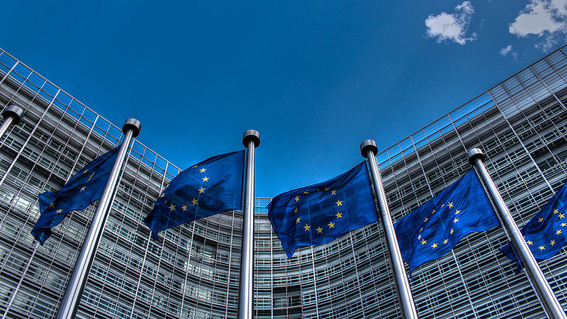 Siedziba Komisji Europejskiej. źródło: flickr.com/Tijs Der Haar