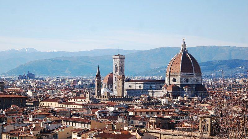 Florencja, źródło: pixabay