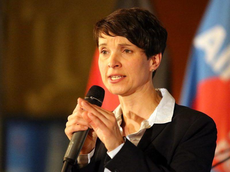 Frauke Petry, źródło Wikipedia