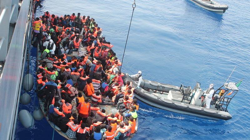 Uchodźcy, Źródło: Wikipedia