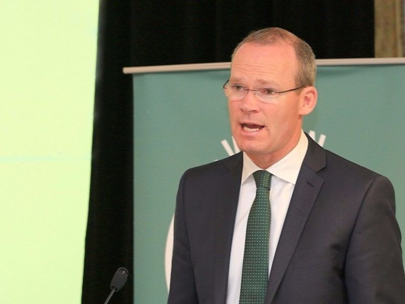 Simon Coveney, źródło: wikipedia
