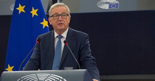 Jean-Claude Juncker #SOTEU 13 września 2017 fot. Komisja Europejska