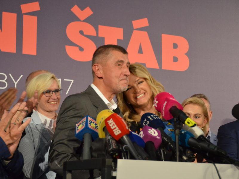 Andrej Babiš. Fot. Oficjalna strona partii ANO www.anobudelip.cz