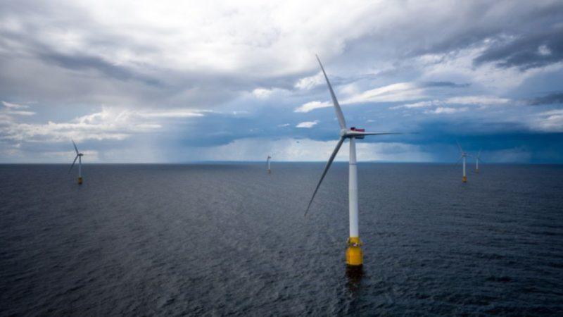 Farma wiatrowa Hywind Scotland, źródło Statoil