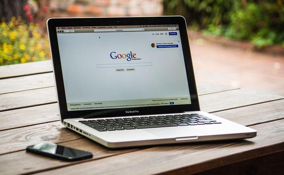 Google, źródło Pixabay