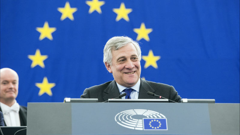Antonio Tajani, źródło Flickr