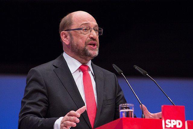 Martin Schulz, źródło Wikipedia