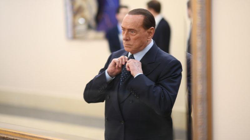 Silvio Berlusconi, źródło Wikipedia