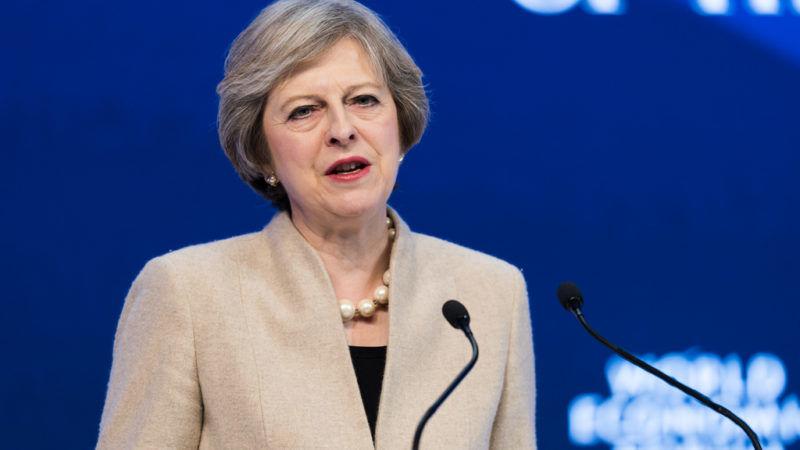 Theresa May, źródło Flickr