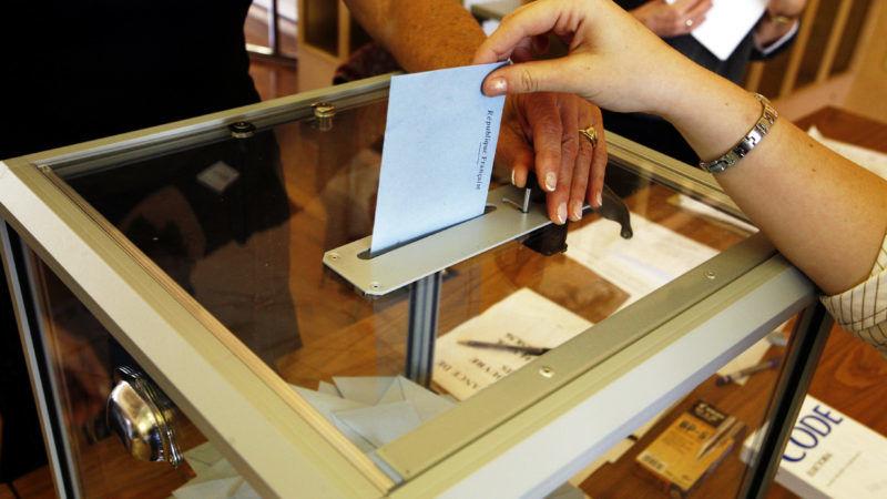 Urna do głosowania, źródło Wikipedia