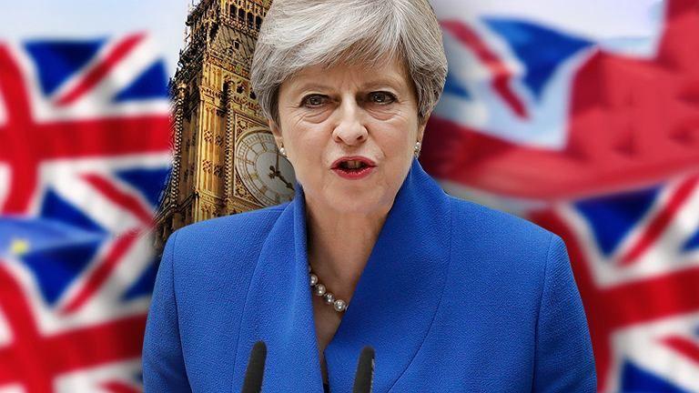 Brytyjska premier Theresa May, źródło: https://wyborcza.pl/7,75399,22812271,premier-theresa-may-w-czwartek-w-warszawie-co-powie-o-praworzadnosci.html