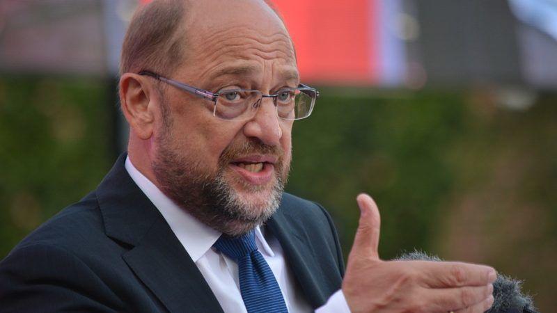Martin Schulz, źródło Pixabay