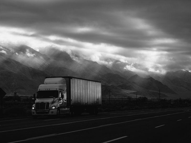 Pojazd ciężarowy