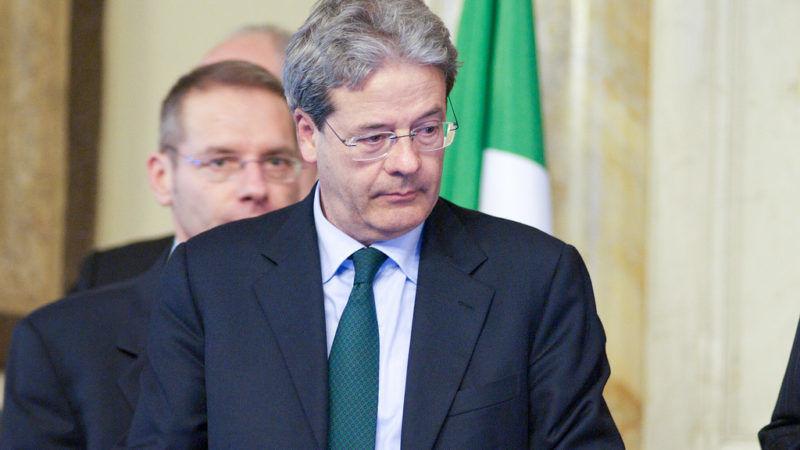 Premier Włoch Paolo Gentiloni, źródło Flickr
