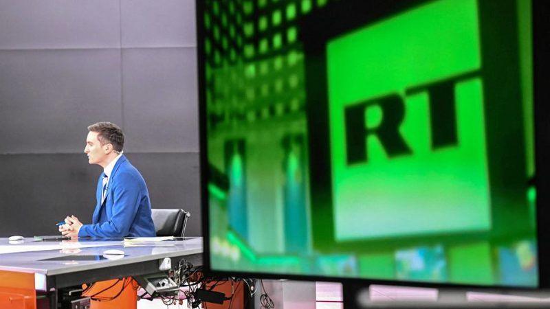 Russia Today, źródło: https://wyborcza.pl/7,75399,22779250,rosyjska-propaganda-umacnia-sie-nad-sekwana.html