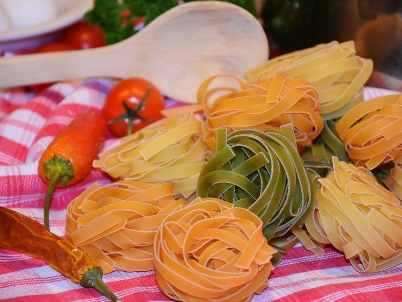 Włoski makaron, źródło Pixabay