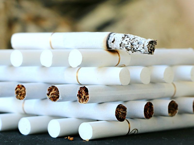 Wyroby tytoniowe