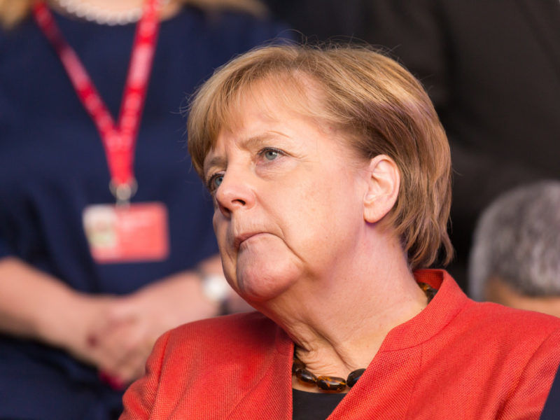 Angela Merkel, źródło Flickr