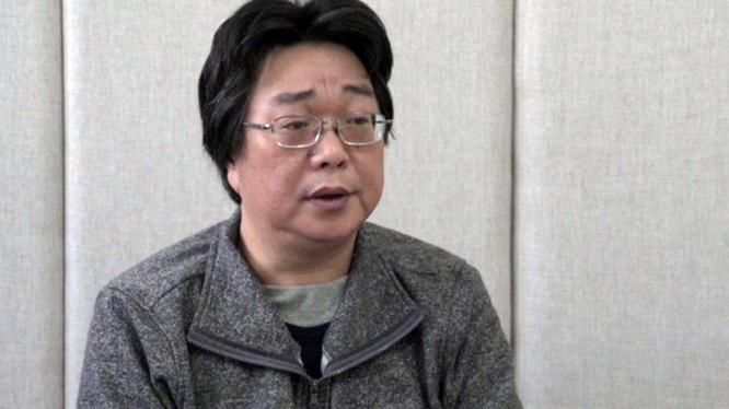 Gui Minhai, źródło Wikipedia