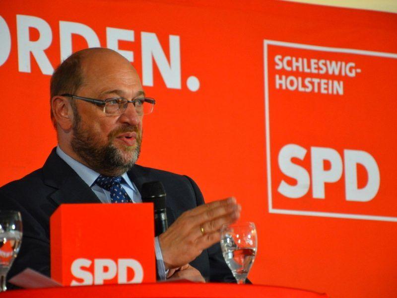 Martin Schulz, źródło Flickr
