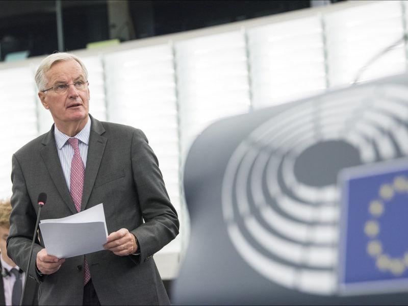 Michel Barnier, źródło Flickr