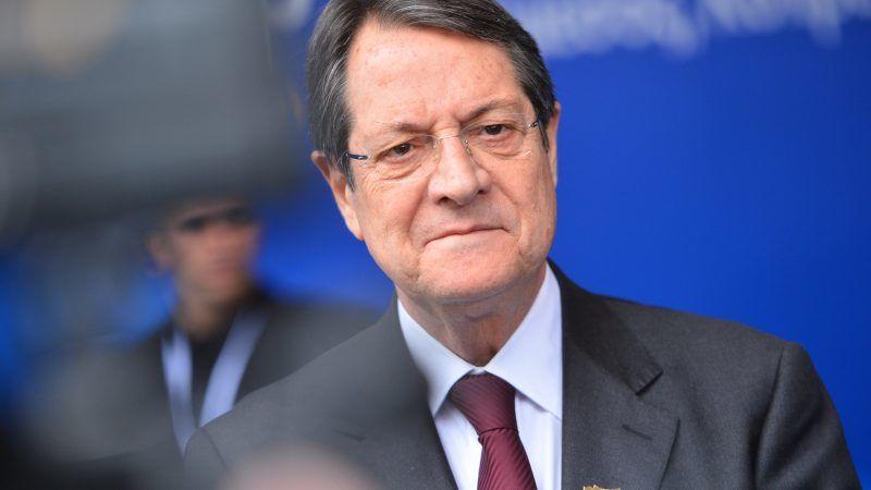 Nikos Anastasiades, źródło Wikipedia
