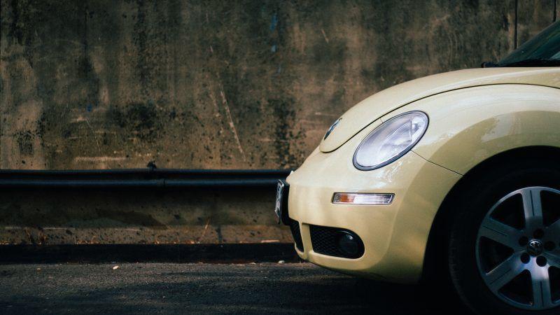 Nowy Volkswagen Beetle, źródło Pexels