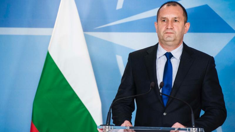 Prezydent Bułgarii Rumen Radew, źródło Flickr